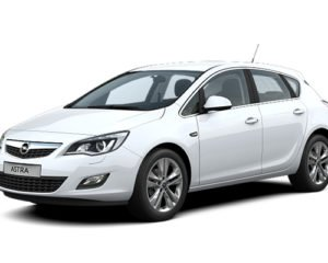 Opel Astra J масло для двигателя