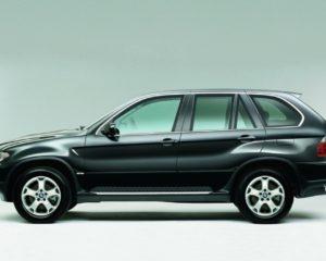 BMW X5 E53 масло для двигателя
