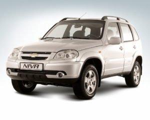 Chevrolet Niva масло для двигателя