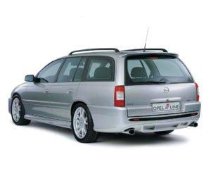 Opel Omega B масло для двигателя