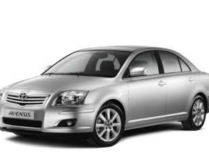 Toyota Avensis масло для двигателя