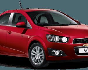 Chevrolet Aveo масло для двигателя поколений Т200, Т250, Т300