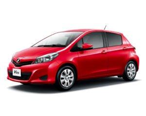 Toyota Vitz масло для двигателя