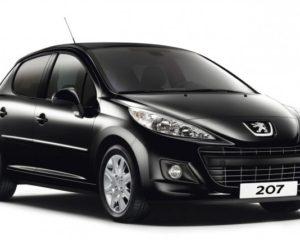 Peugeot 207 масло для двигателя