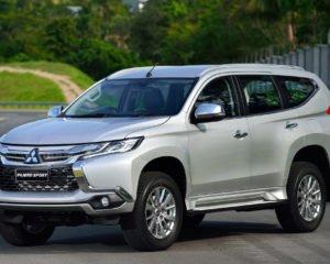 Mitsubishi Pajero Sport масло в раздатку и мосты