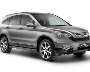 Honda CR-V 3 масло для АКПП