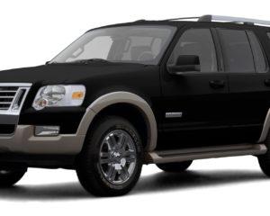 Ford Explorer масло для двигателя