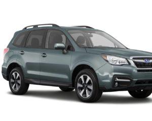 Subaru Forester масло для МКПП