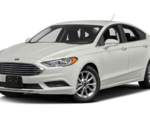 Ford Fusion масло для АКПП