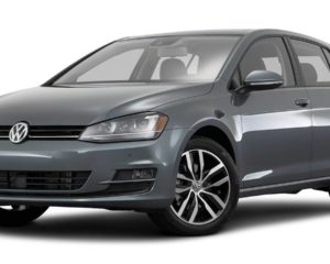 Volkswagen Golf масло для АКПП