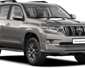 Toyota Land Cruiser Prado масло для МКПП