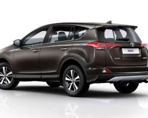 Toyota RAV 4 масло для МКПП