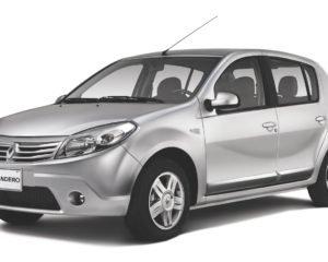 Renault Sandero масло для МКПП