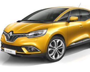 Renault Scenic масло для МКПП