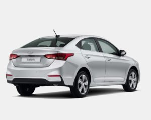 Hyundai Solaris масло для АКПП