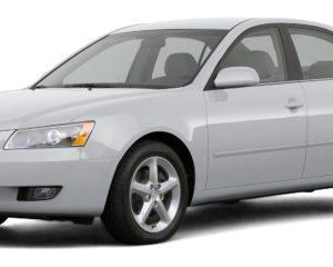 Hyundai Sonata масло для АКПП