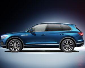 Volkswagen Touareg масло для АКПП