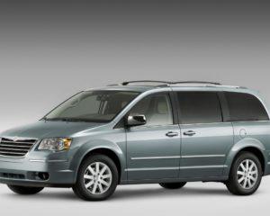 Chrysler Grand Voyager масло для АКПП