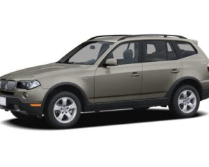 BMW X3 масло для ГУР