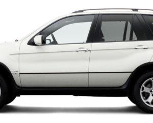 BMW X5 масло в раздатку и мосты