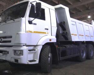 КаМАЗ 65115 масло для двигателя