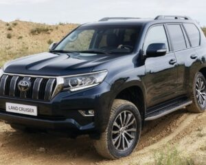 Toyota Land Cruiser Prado: история легенды